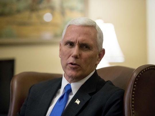 Phó Tổng thống Mỹ Mike Pence (Ảnh: USAToday)