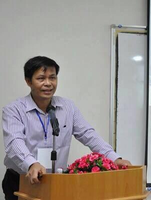 TS Lê Mỹ Phong, phụ trách Phòng Kiểm định chất lượng giáo dục, Cục Quản lý chất lượng Bộ GD-ĐT.