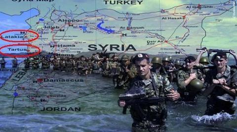 Nga triển khai nhiều lực lượng phương tiện để bảo vệ căn cứ quân sự ở Syria