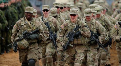 Mỹ sẽ điều thêm lính đặc nhiệm đến Lithuania nhằm chống lại mối đe dọa từ Nga
