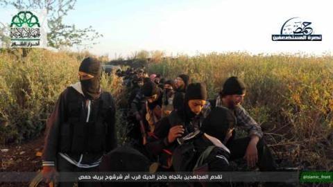Mặt trận al-Nusra đầu độc cả các lực lượng khác của phe đối lập