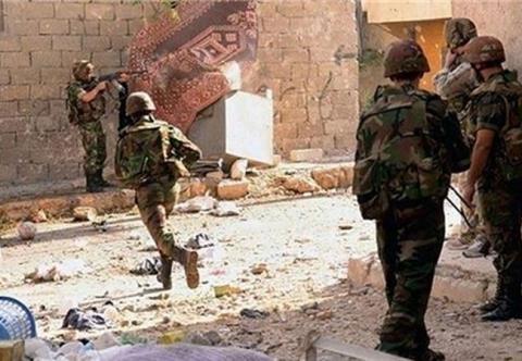 Quân chính phủ Assad tấn công dữ dội Nam Aleppo