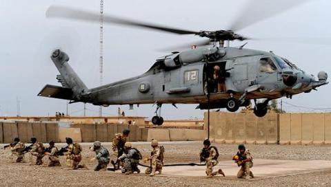 Lực lượng đặc nhiệm Mỹ đã tiến hành 2 chiến dịch đặc biệt ở Syria