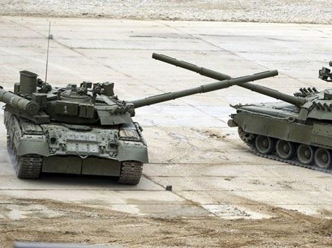 T-72B3 sẽ là lực lượng chính của Quân đoàn xe tăng cận vệ số 1