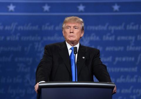 Tân Tổng thống Trump vào Nhà Trắng là một thách thức với tình báo Mỹ? Ảnh: The New Yorker