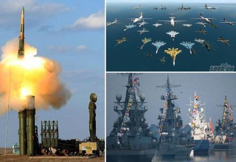 Nga triển khai vũ khí cực mạnh tại Hmeymim và Tartus.