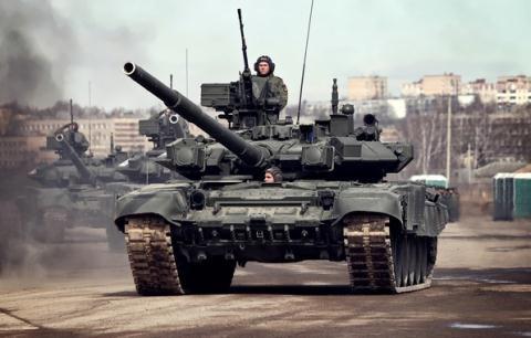 Tăng T-90.