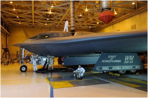 B-2 Spirit của Mỹ có chi phí quá đắt trong chiến dịch quân sự ở Syria