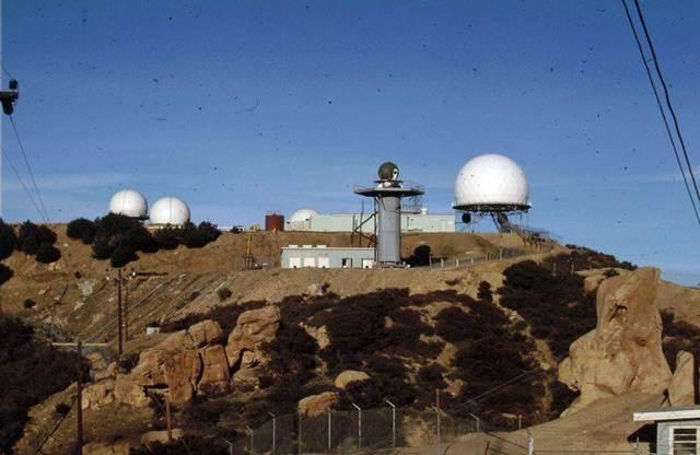 Phiên bản cố định đài radar phát hiện và dẫn đường của tổ hợp MIM-14 Nike-Hercules