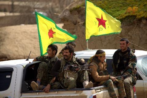 Người Kurd đang là quân bài rất lợi hại của Mỹ