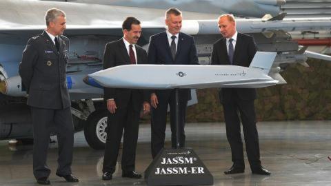 Tên lửa hành trình JASSM-ER.
