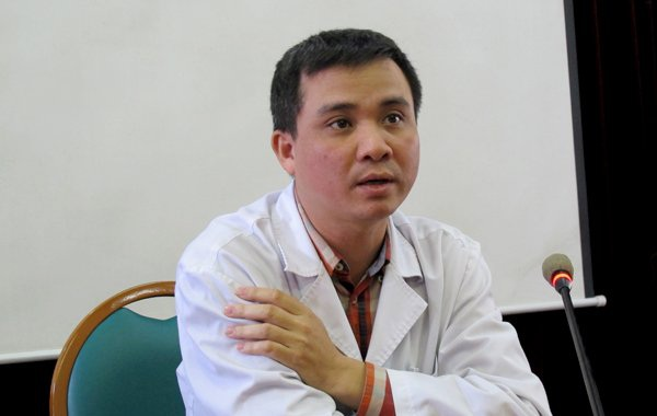 BS Nguyễn Trung Nguyên