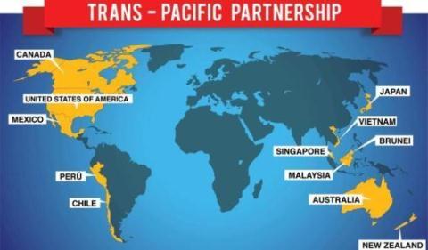 TPP không vận hành không gây thiệt hại thực tế cho kinh tế Việt Nam