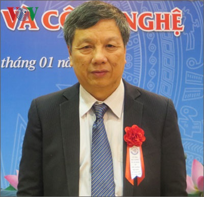 Giáo sư, tiến sĩ Nguyễn Gia Bình