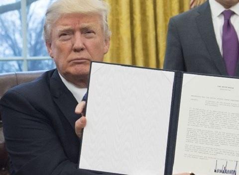 Ông Trump muốn Lầu Năm Góc phải có kế hoạch tiêu diệt IS trong 30 ngày