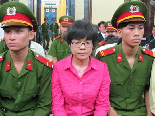 Huỳnh Thị Huyền Như lại chuẩn bị hầu tòa Ảnh: Phạm Dũng