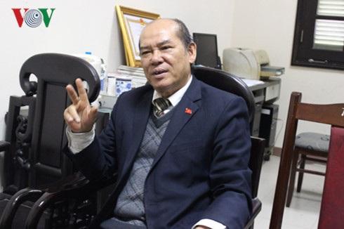 Ông Nguyễn Đức Hà - nguyên Vụ trưởng Vụ cơ sở Đảng (Ban Tổ chức Trung ương).