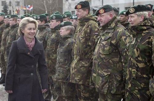 NATO sẽ can thiệp sâu hơn vào cuộc khủng hoảng ở Ukraine? - 1