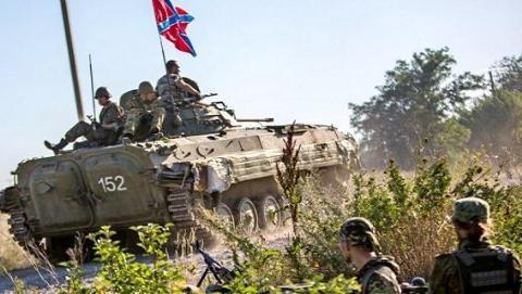 Mặc dù tập trung quân đông nhưng Kiev vẫn không dám mạo hiểm tấn công vào Donbass