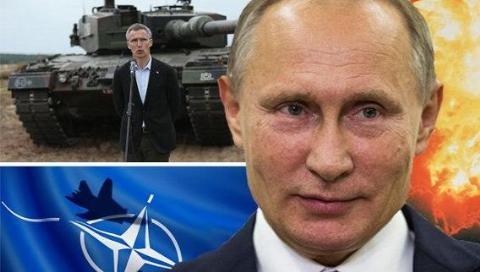 Sau đối thủ Liên Xô, NATO hiện coi Nga là địch thủ nguy hiểm nhất
