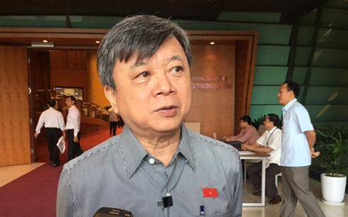 Đại biểu Quốc hội TPHCM Trương Trọng Nghĩa
