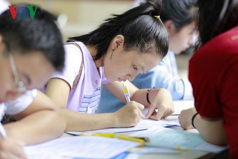 Thí sinh cần cân nhắc kỹ trước khi đăng ký thi?