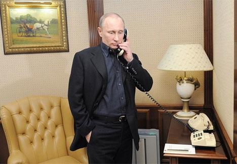 CIA nghe trộm điện thoại của Tổng thống Putin? - 1