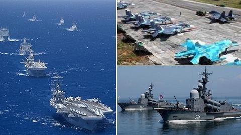 Nga đã xây dựng 2 căn cứ không/hải quân ở Latakia-Syria