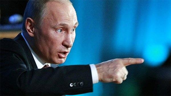 Tổng thống Nga Vladimir Putin là người quyền lực nhất năm 2016, theo tạp chí Forbes. (Ảnh: Forbes)