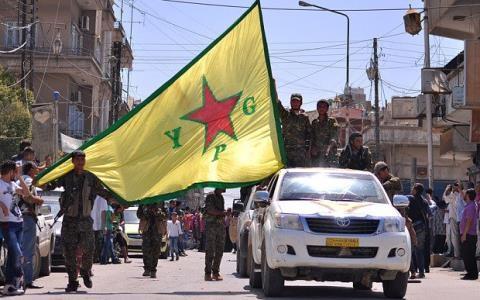 Đơn vị Bảo vệ Nhân dân người Kurd tại Syria