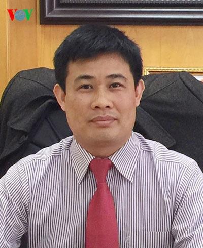 Tiến sĩ Sái Công Hồng-Phó Cục trưởng Cục Khảo thí và Kiểm định Chất lượng giáo dục (Bộ GD-ĐT).