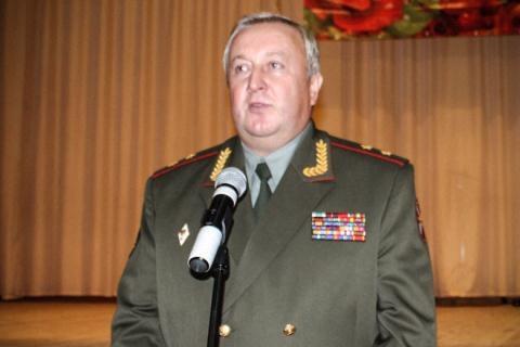 Trung tướng Vyacheslav Varchuk bị điều tra vì nhận hối lộ.