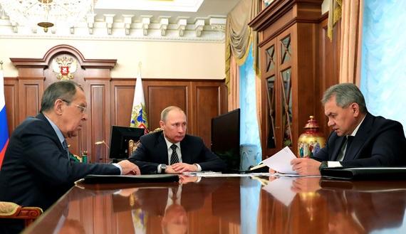 """Nga """"có lãi"""" lớn tại Syria! - 1"""