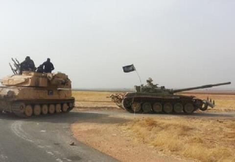 Lực lượng Hồi giáo cực đoan thánh chiến tấn công trên vùng nông thôn tỉnh Hama