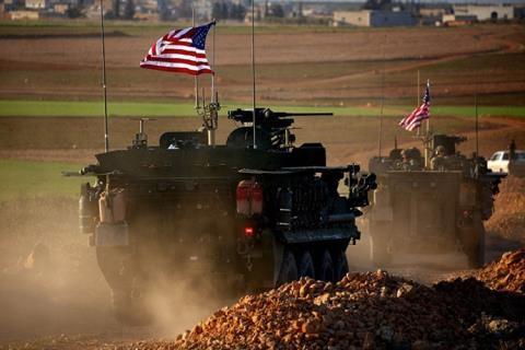 Mỹ triển khai quân tới Manbij hỗ trợ người Kurd