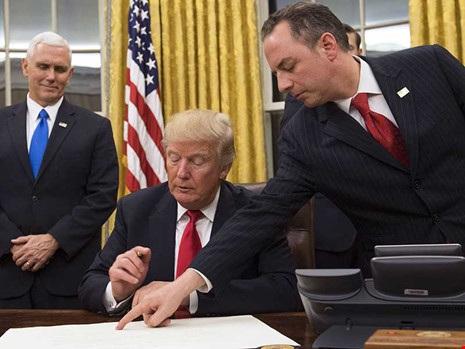 Liệu ông Trump sẽ thành công với kế hoạch cải cách thuế hay không vẫn là một câu hỏi bỏ ngỏ. Ảnh: GETTY