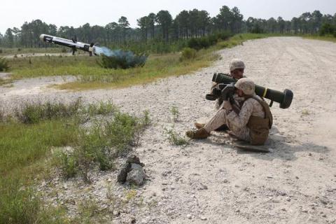 Tên lửa chống tăng FGM-148 Javelin.