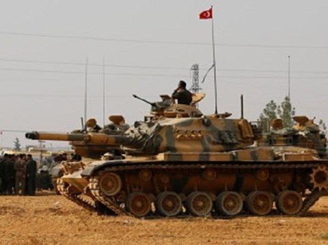 Xe tăng quân đội Thổ Nhĩ Kỳ