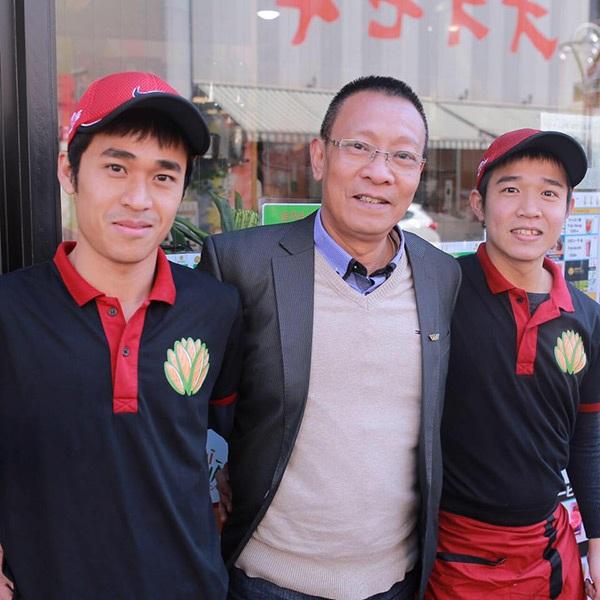 Khởi nghiệp ở nước ngoài: Nhà báo Lại Văn Sâm đã có cuộc gặp gỡ với chủ tiệm bánh mì Xin chào tại Nhật Bản
