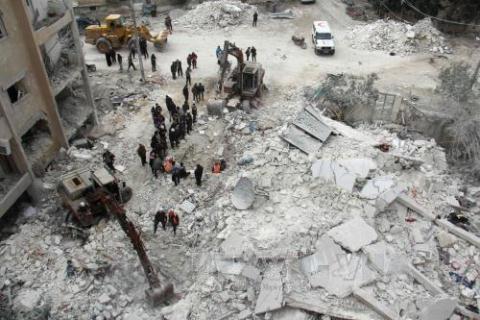 Vụ tấn công vũ khí hóa học tại Idlib đã giúp Washington hái quả ngọt tặng cho phe đối lập Syria