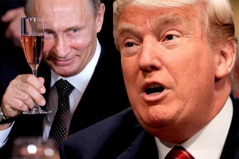 Kịch bản phân chia phạm vi ảnh hưởng giữa Nga và Mỹ cũng có thể diễn ra