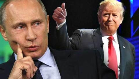 Dường như Trump chưa phải là đối thủ của Putin trong những nước cờ độc