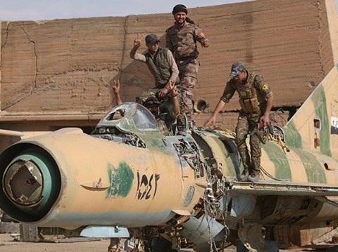 SDF đang từng bước cô lập lực lượng IS tại Raqqa