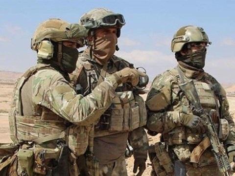 Lực lượng đặc nhiệm Nga trên chiến trường Syria