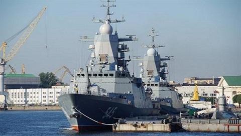 Nga tố Mỹ lợi dụng vấn đề Triều Tiên để phong tỏa quân cảng của Nga