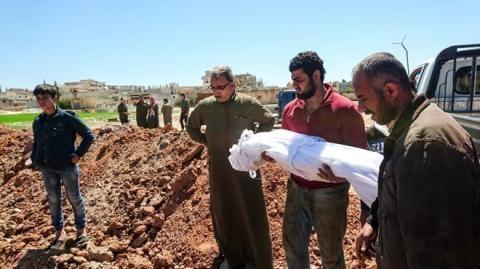 Washington luôn mặc định chính quyền Assad là thủ phạm gây ra sự kiện Idlib