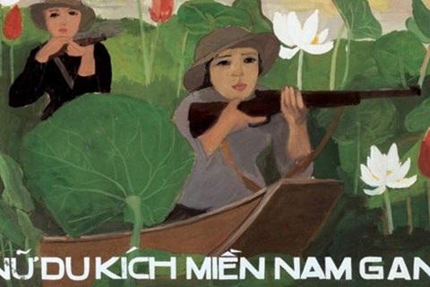 Các họa sỹ hầu hết đều xem nhẹ khâu ký tên vào tác phẩm tranh cổ động ở thời kháng chiến và bao cấp