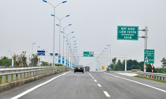 Cao tốc Cầu Giẽ - Ninh Bình do VEC làm chủ đầu tư