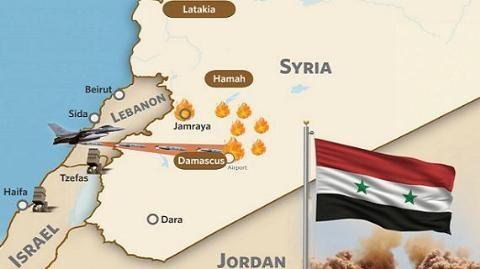 Syria đang tạm thời hòa hoãn với Israel để đối phó với Mỹ-Anh