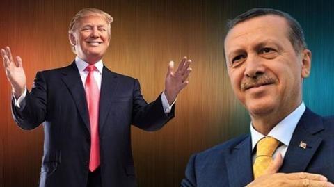 """Tổng thống Thổ Nhĩ Kỳ đã có cuộc gặp """"chớp nhoáng"""" với Tổng thống Mỹ"""